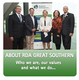 About RDA Great Southern